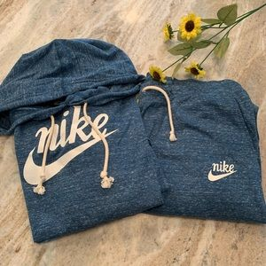 Bundle Nike Vintage Gym Hoodie and Sweatpants